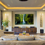Electrical Solutions - Home theatre installations